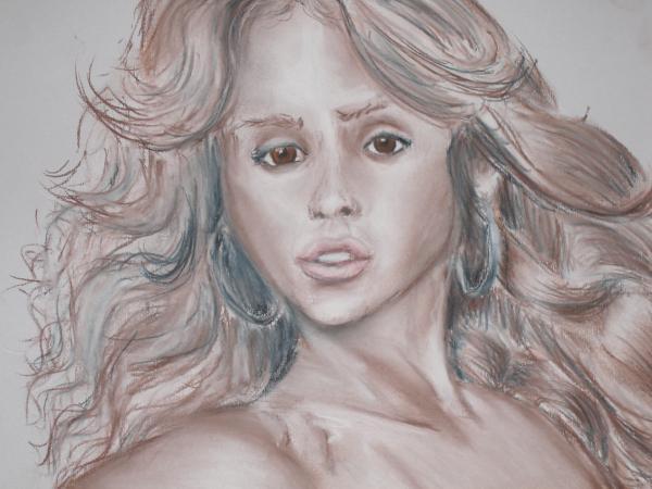 Jessica Alba by svenni